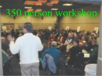 350 person workshop